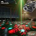 Disco Magie Ball Party Lichter RGB LED Musik Center Laser Projektor Sound aktive 16in1 Bühne Effekt Hause Hochzeit Nacht Ausrüstung