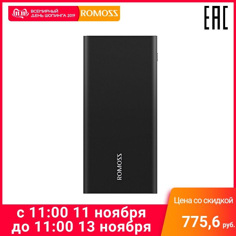 Batterie externe Romoss RT10-211-2544 10000 mAh batterie portable batterie mobile batterie portable