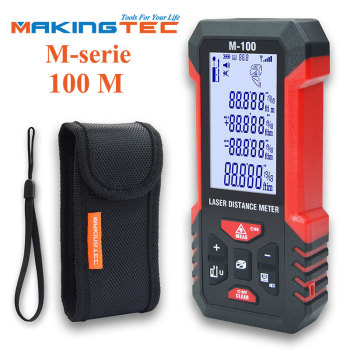 MAKINGTEC Laser Meter Laser Rangefinder 40/60M Digital Tape Measuring Device Distance Meter Digital Laser Roulette Tape Measure makingtec laser meter laser distance meter 40m60m laser rangefinder laser measure digital measuring tape range finder roulette