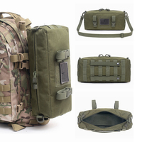 Tactical Backpacks Molle Bag Hiking Travel Camping Outdoor Sports Accessories Storage Pouch Sling Bag Army Military Shoulder|Climbing Bags| |  -