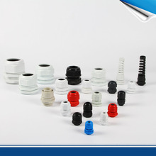 50pcs Combo PG7 PG9 PG11 PG13.5 4 types assorted nylon66 Cable Glands Waterproof Level 13-18mm Cable Joint