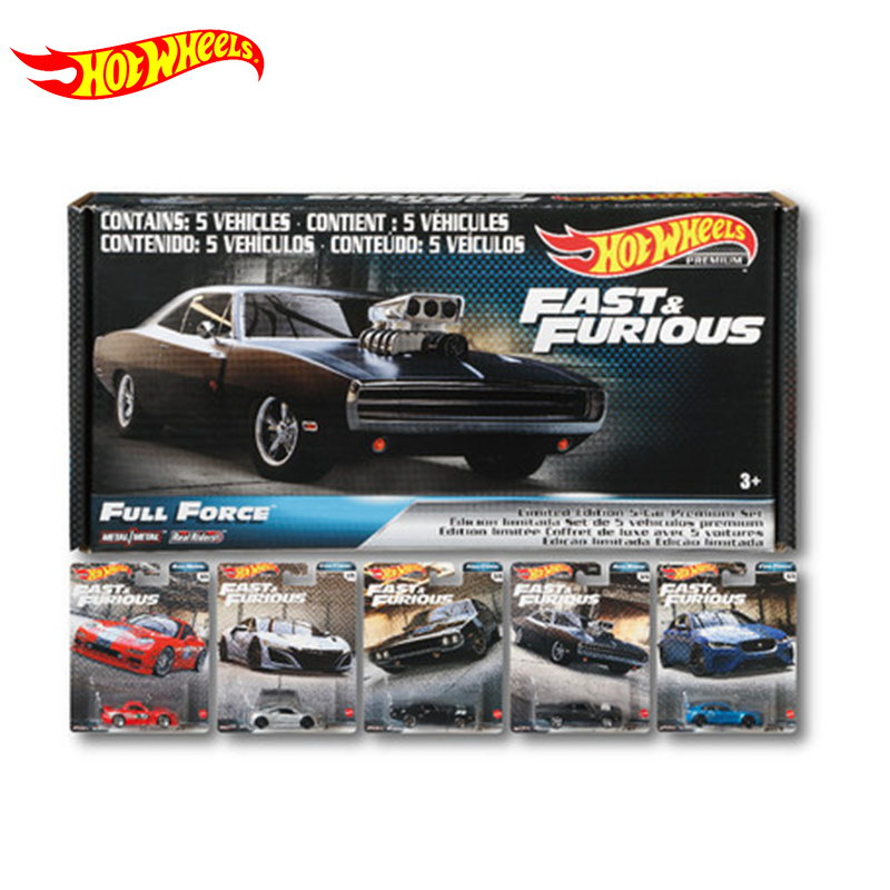 Original Hotwheels Car Toys for Boys Hot Wheels Car Model Diecast 1:64 Kids Toys for Children Limited Edition Fast and Furious