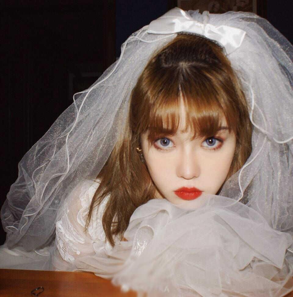 2019 ウェディングブライダルロマンチックなベール韓国花嫁のベール多層かわいいベールシンプルなセンレトロ旅行ベールショートウェディングアクセサリー