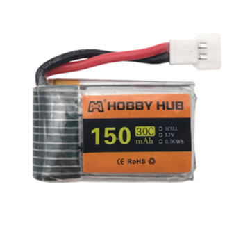 3.7v 150mah 30C lipo battery For E010 E010C E011 E013 H36 F36 H8 H20 NH010 Battery RC Quadcopter Spare parts image