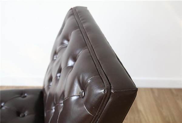 Modern Tufted Accent Chair  6