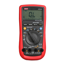UNI-T UT61B DMM Digital Multimeters 3999 Count Auto Range USB PC Software Auto Power Off Best Accuracy 1% 0.5s Fast Test