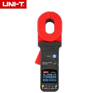 Image 4 - UNI T UT276A +/UT278A + pantalla Digital de alta precisión, probador de resistencia de tierra