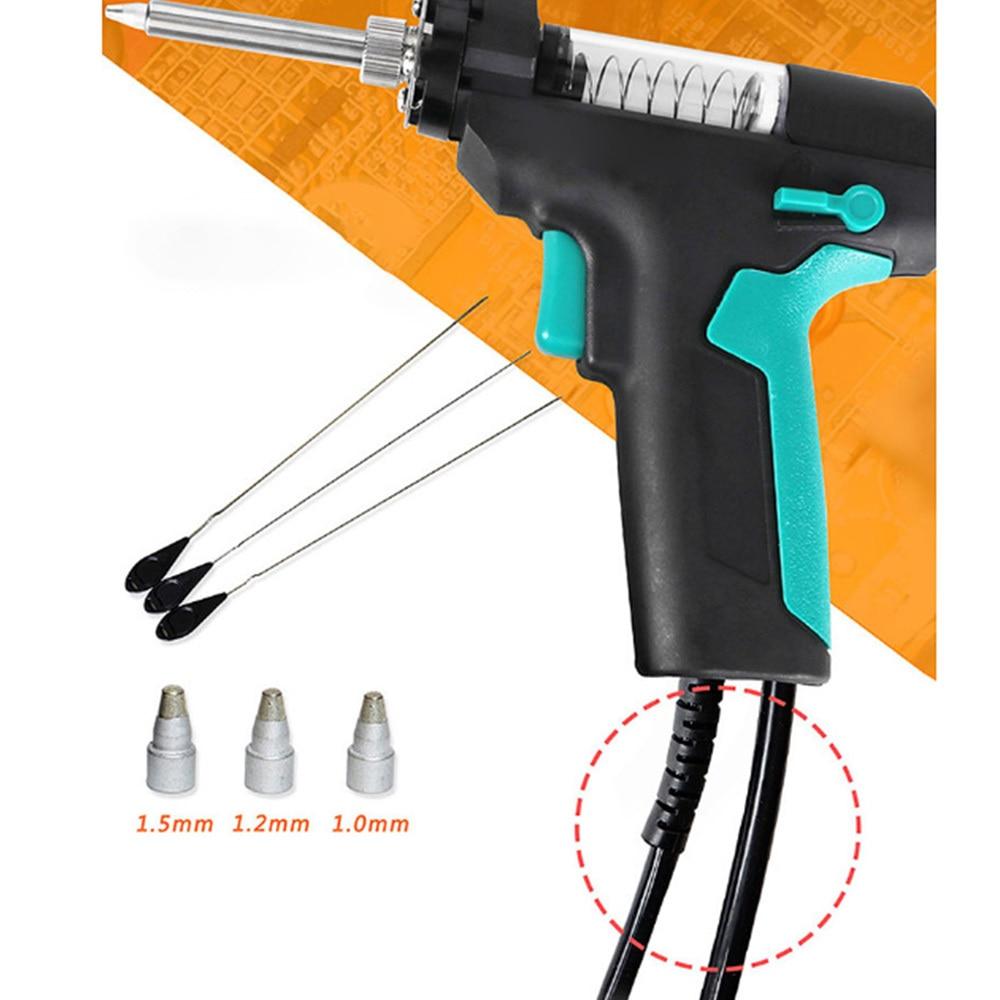 Pompe à dessouder forte d'aspiration de puissance élevée antistatique de pistolet à dessouder électrique de SS-331H pour la réparation de carte PCB
