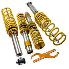 4 pièces amortisseurs de Suspension complète ressort hélicoïdal pour BMW E39 518i 520i 523i 528i 1995 2004 hauteur réglable