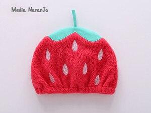 Image 5 - Traje de fresa para bebé niña, Pelele de manga larga + sombrero + chaleco, ropa de fotografía infantil para festival de halloween purim