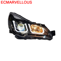 Running Side Turn Signal Styling Led Drl Exterior Automobiles Headlights Car Lights Assembly 10 11 12 13 14 FOR Subaru Legacy