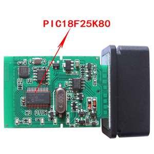 Image 4 - OBD2 Scanner V1.5 ELM327 Bluetooth Car Diagnostic Scanner For Android ELM 327 v 1.5 OBD 2 Auto Diagnostic Tools Real PIC18F25K80