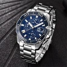 PAGANI DESIGN hommes militaire Sport chronométrage Quartz montre-bracelet 100M étanche en acier inoxydable haut marque de luxe Reloj Hombre
