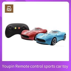 Image 1 - Youpin Rc רכב 2.4G חכם שלט רחוק ספורט רכב רדיו דיוק נגד התנגשות ריצה מהירות כפולה מצב ההורה ילד צעצוע מתנה