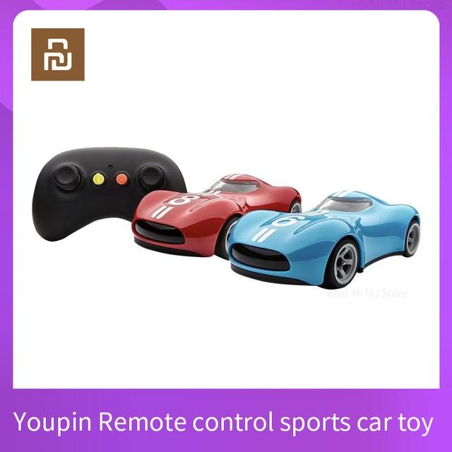 Youpin Rc רכב 2.4G חכם שלט רחוק ספורט רכב רדיו דיוק נגד התנגשות ריצה מהירות כפולה מצב ההורה ילד צעצוע מתנה