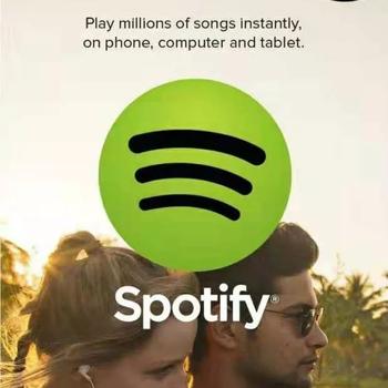 1 cały rok Spotify Premium service Time HIFI High-end nieniszcząca muzyka oficjalny mistrz Offline słuchanie muzyki odtwarzacz tanie i dobre opinie BINYEAE CN (pochodzenie) Tv stick