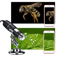 ABS эндоскоп 1600X компьютеры мобильные телефоны водонепроницаемый цифровой микроскоп Ручной эндоскоп практичный 0,3 МП инструмент для чистки ...