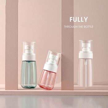 1PC High Quality 30ml 60ml UPG Fine Mist Spray Bottle Plastic Sprayer Bottle Refillable Travel Perfume Water Bottle Spray Bottle