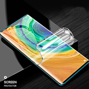 Защита для экрана Гидрогелевая пленка для Huawei Mate 10 9 8 S RS Lite Nova 2i G10 Honor 9I Mate10 Pro защитная пленка