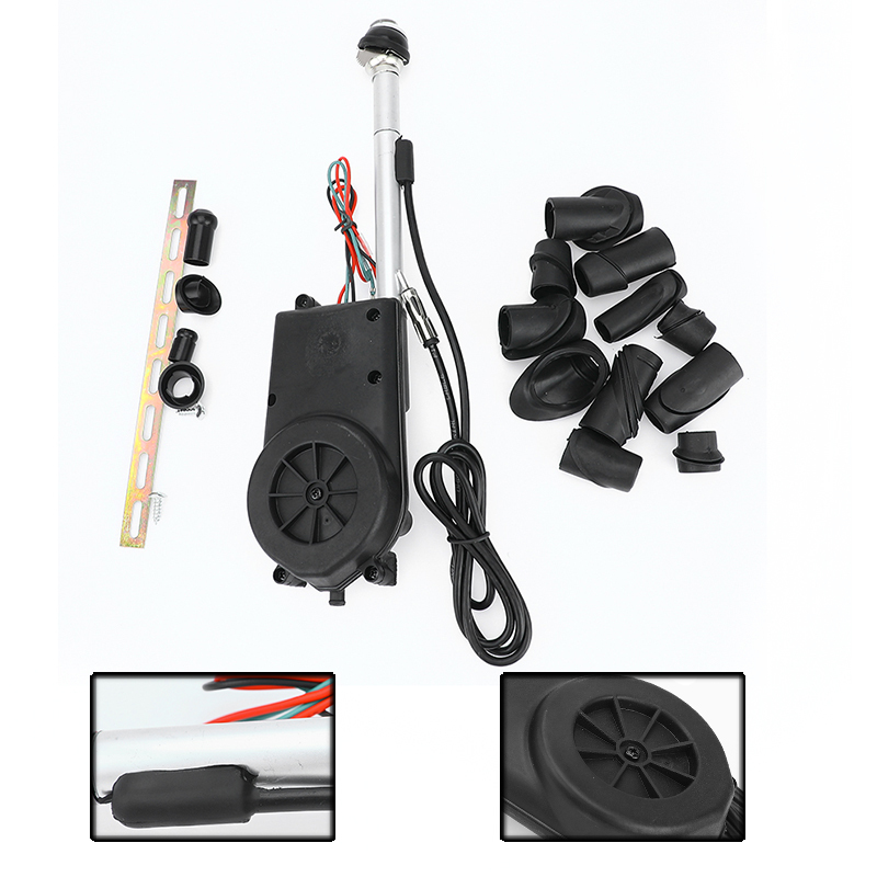 Car Electric Aerials AM FM Radio Mast Power Antenna Replacement Kit for <font><b>Mercedes</b></font> <font><b>benz</b></font> <font><b>W140</b></font> W126 W124 W201 Auto Accessories image