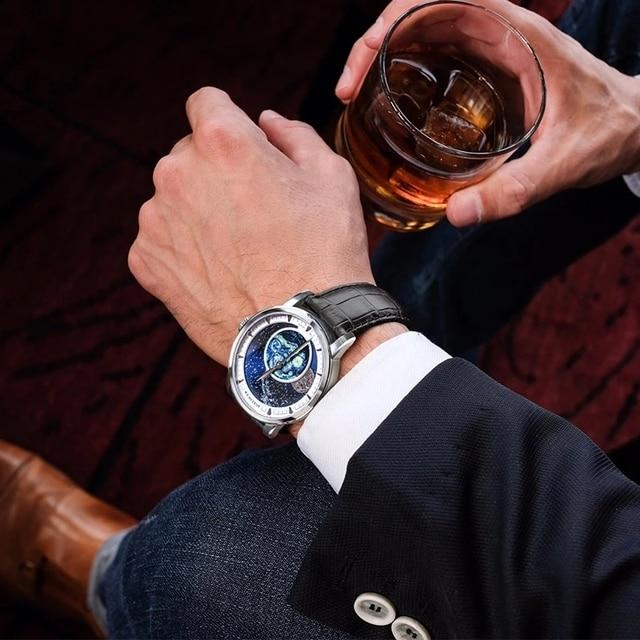 Agelocer wrist watches for men aut