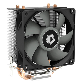 ID-COOLING SE-902-SD Universal CPU Cooler for LGA 1200 115X AM4 AM3 FM CPU Air Cooler with 2 Direct Contact Heat Pipes 92mm Fan