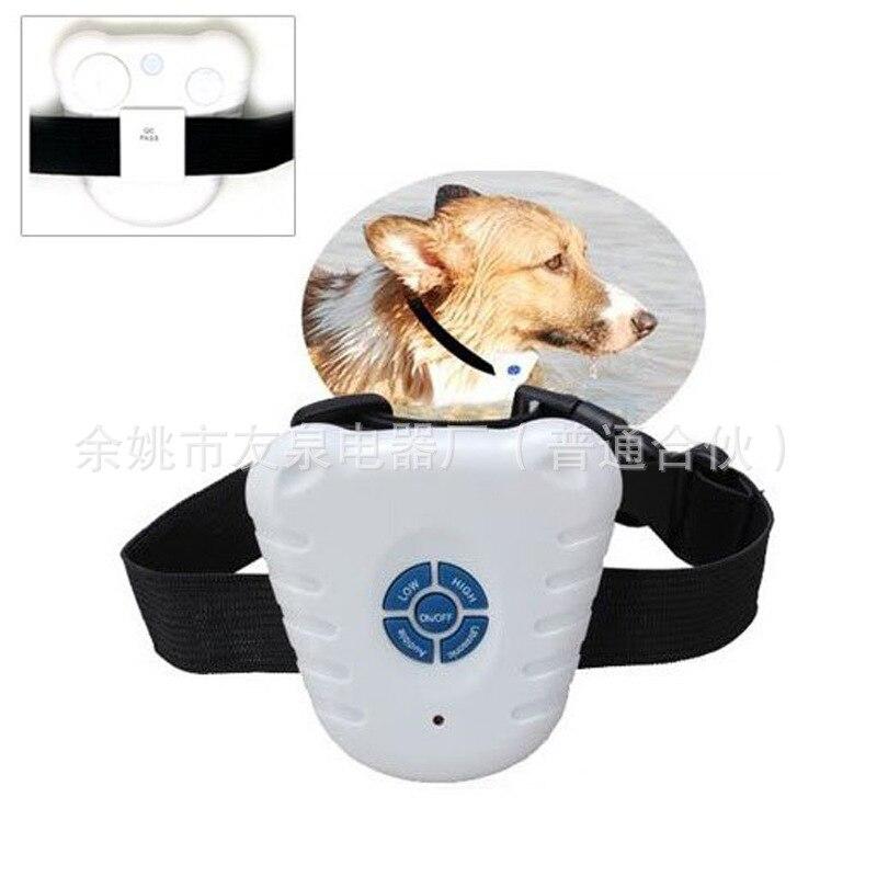 Dog Zhi Fei Qi Smart Ultrasonic Anti-Dog Neck Ring New Style Dog Zhi Fei Qi Pet Supplies