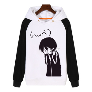 Image 2 - Unisex Men Women Anime Noragami YATO Cotton Hoodie Coat Sweatshirts Cosplay Costumes