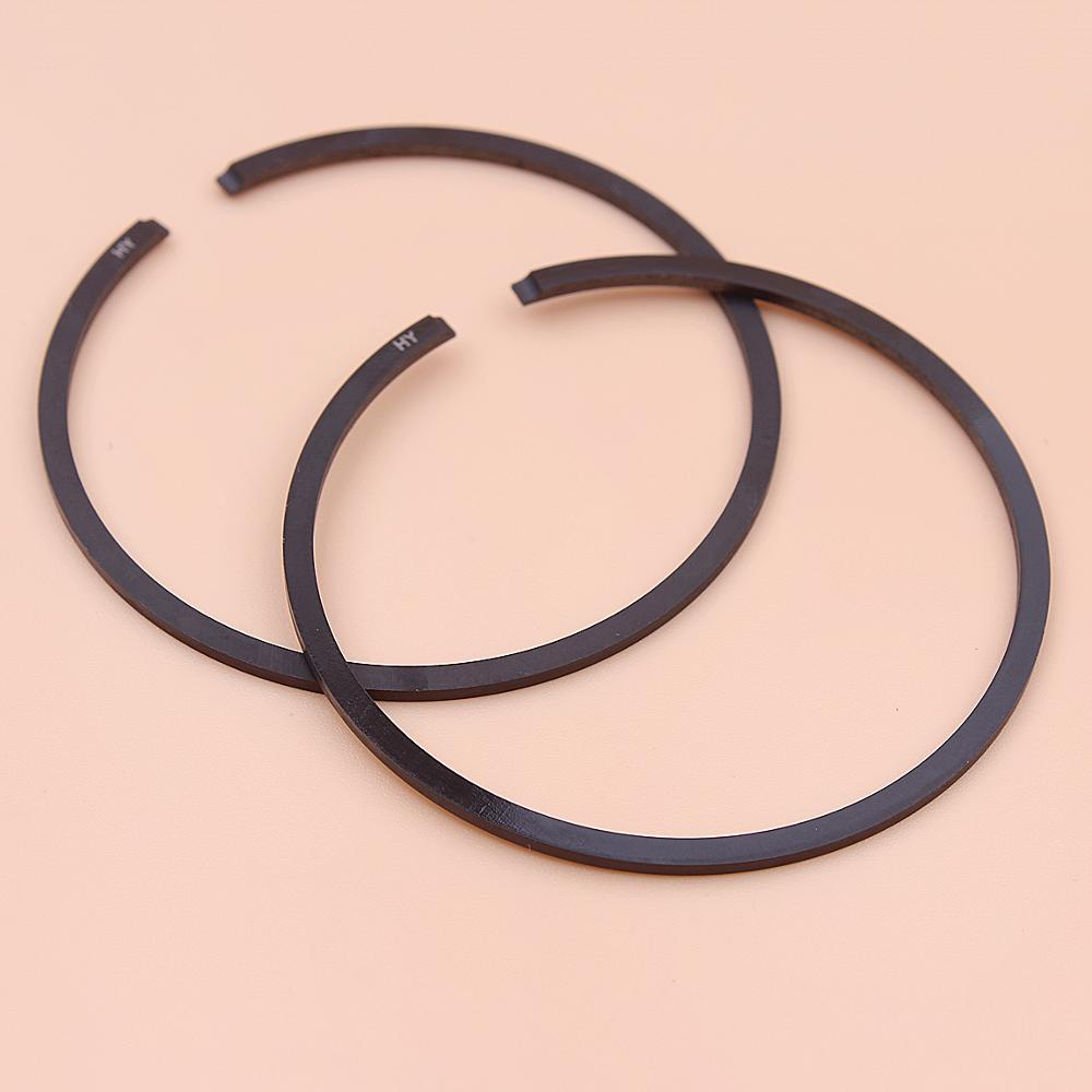 2pcs/lot 47mm X 1.2mm Piston Rings For Stihl MS361 MS362 MS291 MS311 MS341 Chainsaw Part 1135 034 3000