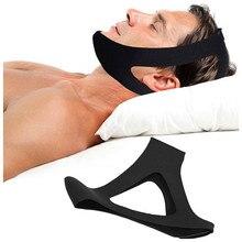Anti Snore ремешок для подбородка стоп храп пояс апноэ во время сна поддержка подбородка ремни для женщин мужчин Ночная помощь инструменты Горячая Распродажа