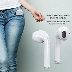 Image 3 - Hot Sale I7s  TWS Bluetooth Earphone Stereo Earbud Wireless Bluetooth Earphones In ear Headsets For All Smart Phone