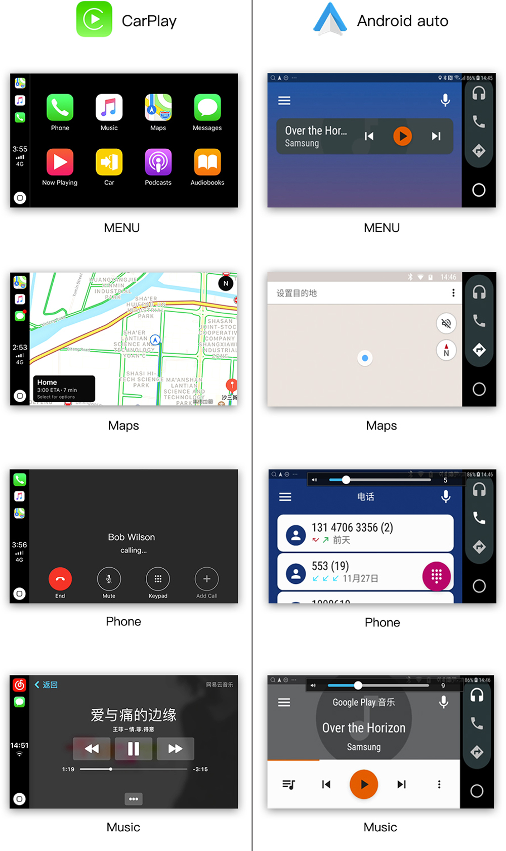CARPLAY--UI