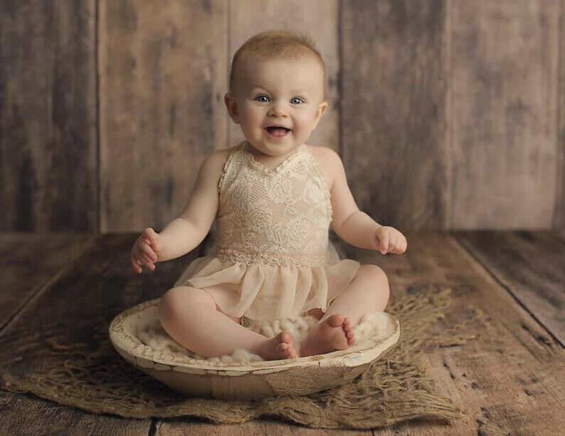 Newborn Baby Girl Lace Romper Dress Halter Romper Jumpsuit Outfits Clothes Summer Infant Baby Clothes 3-24M