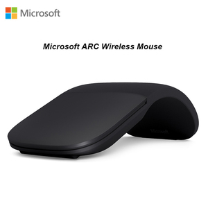 New Microsoft Arc Touch Surface Arc Blueshin Technology Bluetooth Mouse Pro5/4Go Surface for Laptop Creative Folding Touch Mouse
