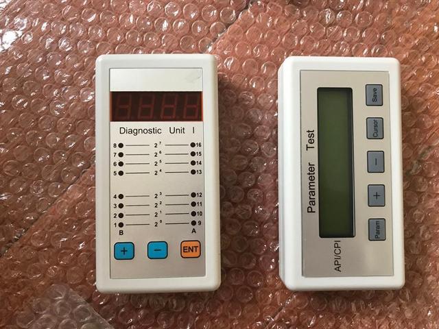 Outil de service dascenseur, outil de service, outil de diagnostic, Test de paramètre API/CPI + unité de Diagnostic