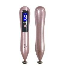 Hand-Tool Beauty-Equipment Permanent 1set Plasma-Pen LCD Skin-Dark-Spot-Remover Facial-Care