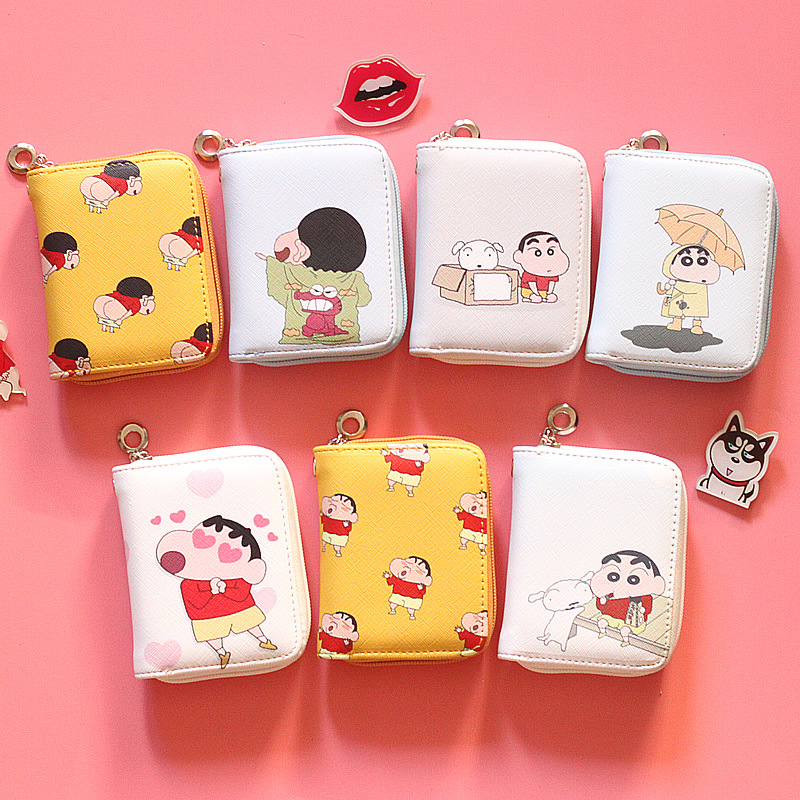 Cartoon Boys Like Wallet Leather Multifunction Credit Card Holder Wallets Kids Coin Purse High Quality Clutch Short Money Bag