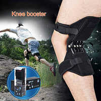 Mountaineering Squat Sports Spring Force Patella Booster Spring Knee Brace Support Kneepads Motorcycle Knee Brace Sup