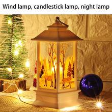 Рождественские огни, подсвечники, ночные огни, снеговик, украшение, ночные огни, настольные украшения, Рождество