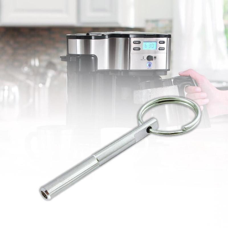 Jura Capresso Ss316 naprawa narzędzia bezpieczeństwa klucz otwarty bezpieczeństwo owalne śruby z łbem specjalne narzędzie do usuwania kluczy bitowych do ekspresu do kawy