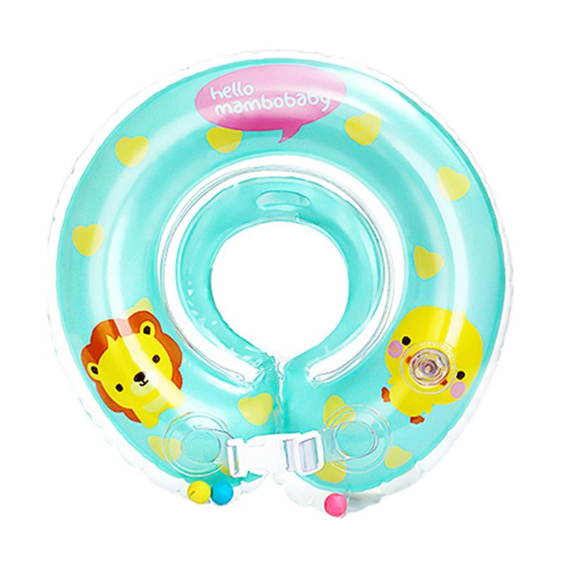 Baby Neck Float Ring Safety Inflatable Swimming Neck Circle Bathing Accesories Superior Quality