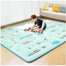 2.0cm Thick Baby Training Walking Shatter-Resistant Floor Mats Environmental Protection XPE Baby Crawling Mat Baby Toy Game Pad(China)