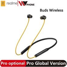OPPO realme Buds беспроводной Bluetooth 5,0 магнитное подключение басовый драйвер 12 часов Срок службы батареи для realme X X2 X2 Pro