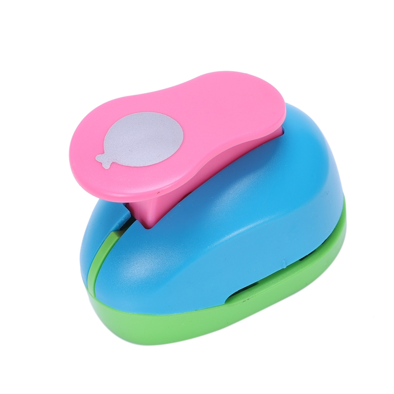 2.5cm Handmade Crafts And Scrapbooking Tool Paper Punch For Photo Gallery DIY Gift Card Punches Embossing Device Balloon