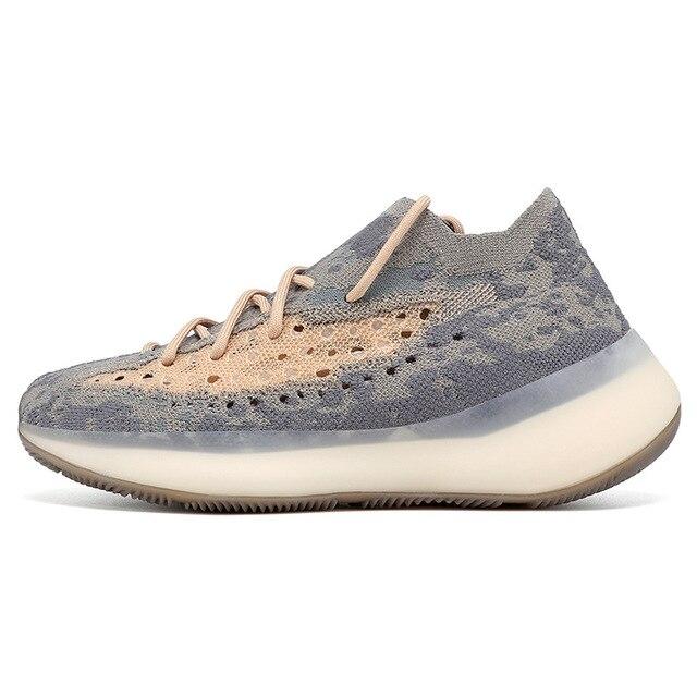 2020 nova malha respirável anjo estrelas oco reflexivo esportes tênis de corrida leve resistente ao desgaste sapatos de altura do deslizamento 1
