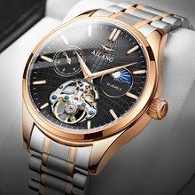 Часы Для мужчин механические часы автоматический Швейцарский