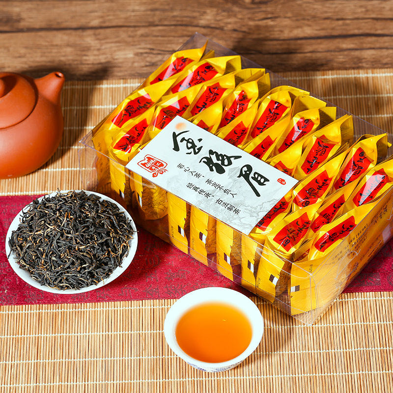 2020 Oolong Tea 250g High Quality Jinjunmei Black Tea Chinese  Tea High Quality  1725 The Tea Fresh For Losing Weight Heath Care