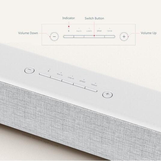 Barra de sonido Xiaomi Mi TV Soundbar 5