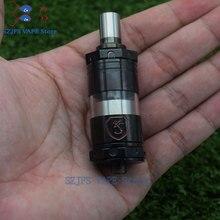 цена на Original Yiloong Fogger Kaiser RTA 304ss 4ml 22mm 4 posts for coil rebuild Rebuild Vape vs Zenith MTL DOOM Mesh Horus TF gtr rta