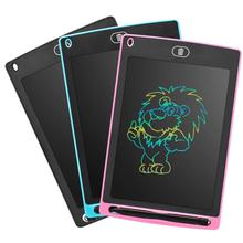 8.5Inch Electronic Drawing Board LCD Screen Colorful Writing Tablet Digital Graphic Drawing Tablets Handwriting Pad Board+Pen